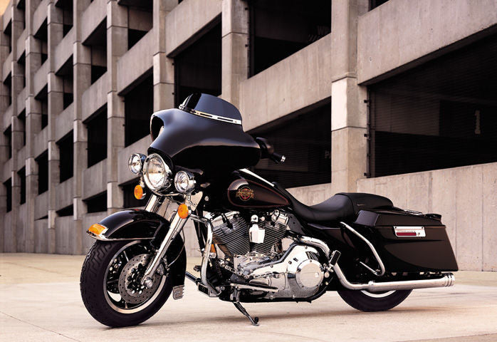 01 electra glide owners manual