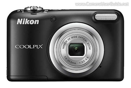 nikon coolpix a10 user manual