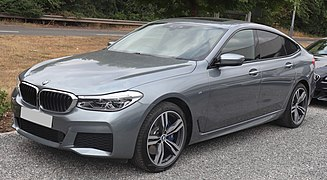 bmw 6 series gt owners manual