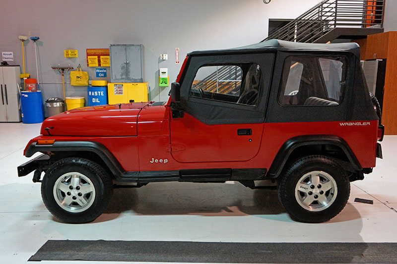 1993 jeep yj owners manual