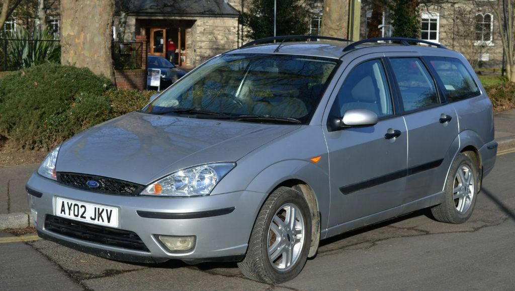 2002 ford focus service manual