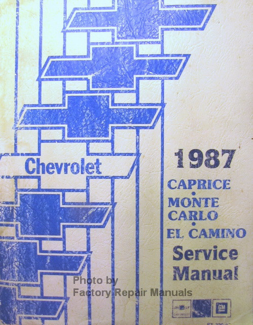 2003 chevy monte carlo owners manual