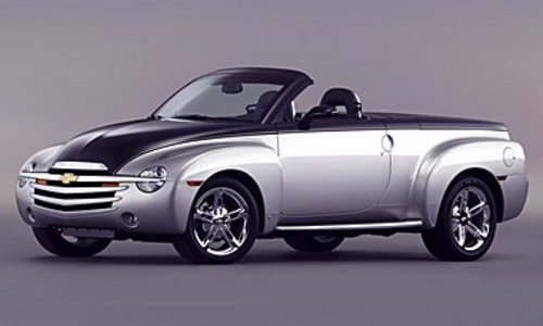 2004 chevrolet ssr owners manual