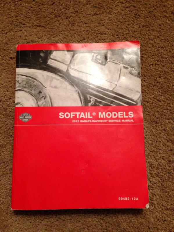 2012 heritage softail owners manual