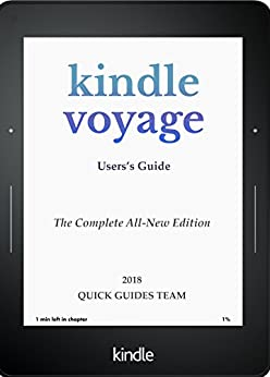 kindle user manual 3rd edition