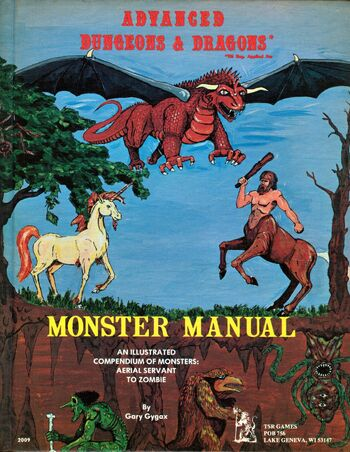 dungeons and dragons 1st edition monster manual 2 pdf