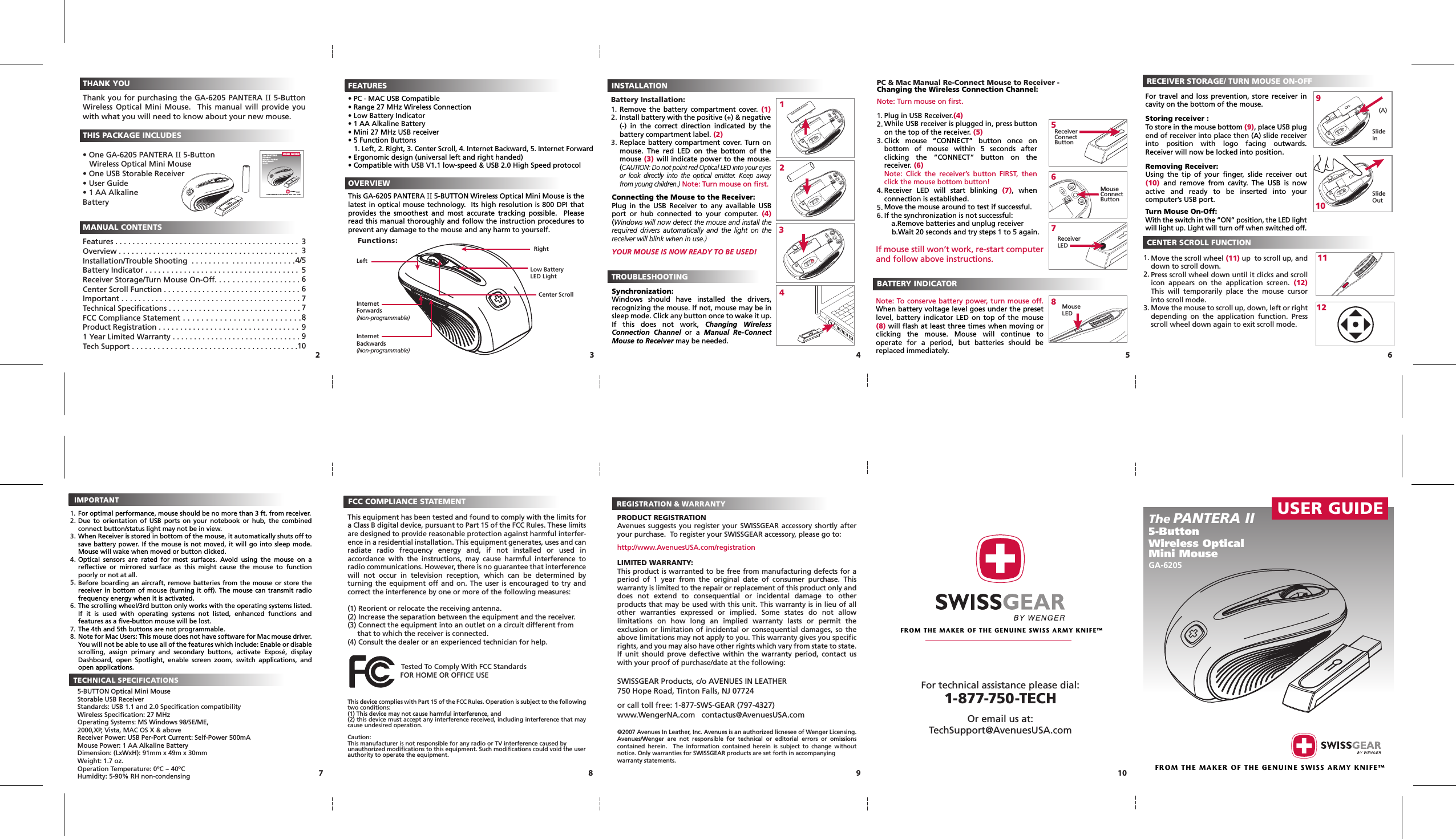 staples wireless optical mouse user manual