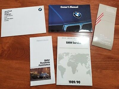 bmw 525i owners manual free