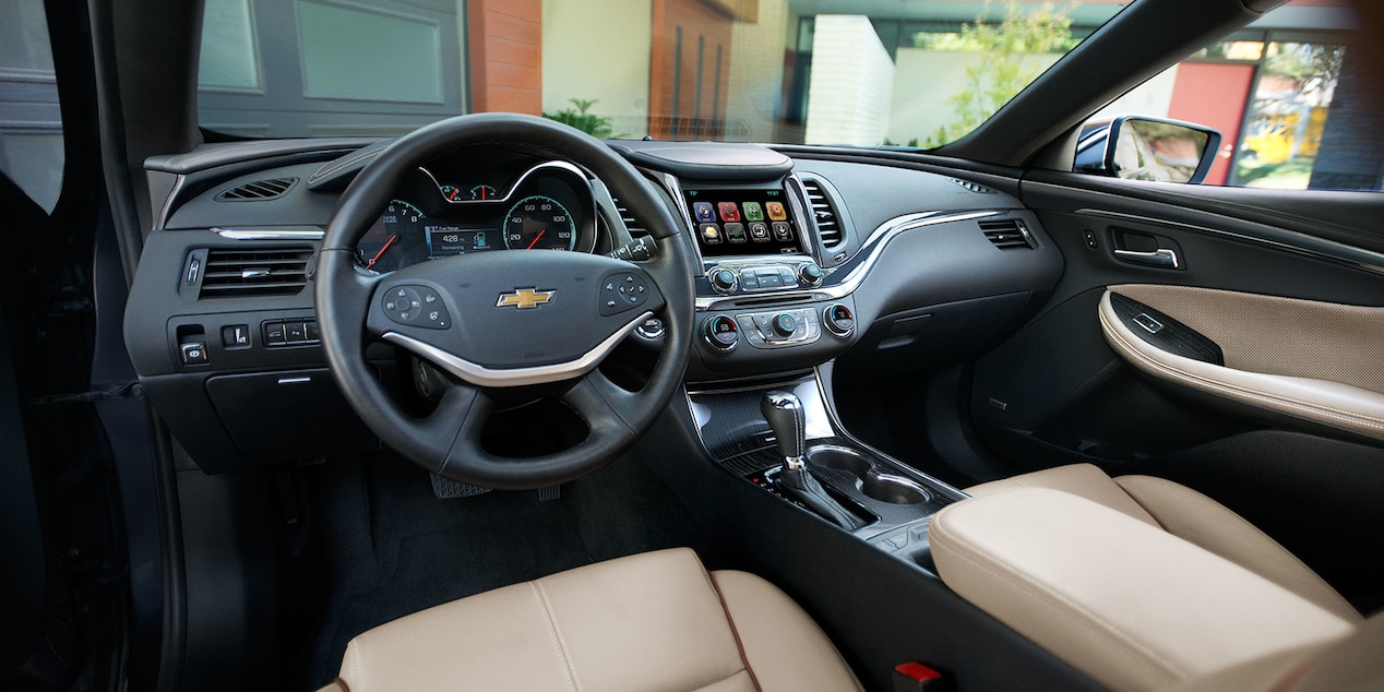 2017 chevy impala premier owners manual