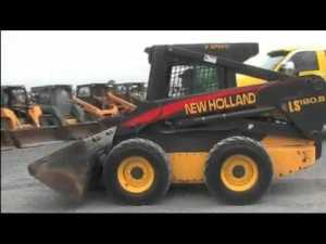 new holland ls180 owners manual