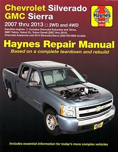 2007 chevy avalanche owners manual free