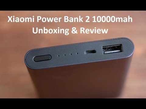 xiaomi power bank 2 manual