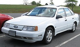 1989 ford taurus owners manual
