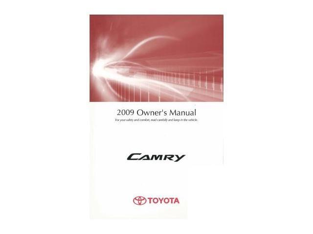 2005 toyota camry owners manual pdf