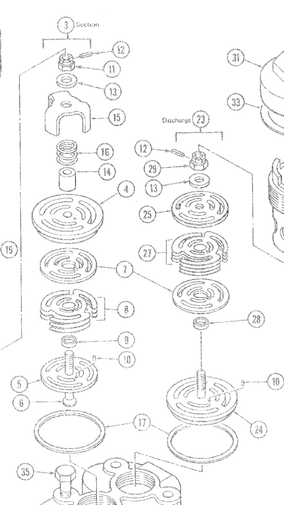 leroi air compressor service manual