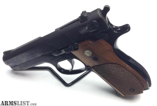 smith and wesson model 39 2 manual