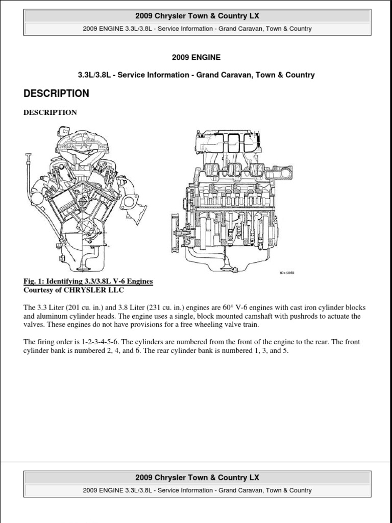2005 town and country service manual pdf