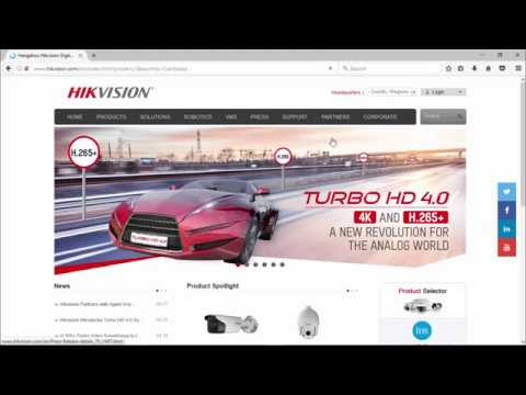 hikvision ivms 4200 client software user manual
