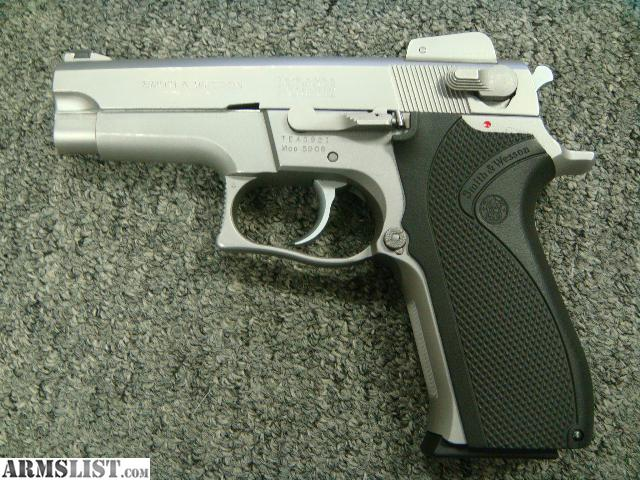smith and wesson model 5906 owners manual